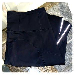 Lululemon Fast & Free 7/8 leggings size 10